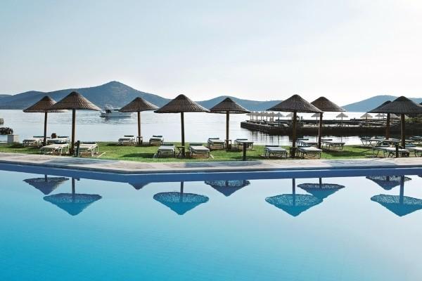 Piscine - Hôtel Porto Elounda Resort 5* Heraklion Crète