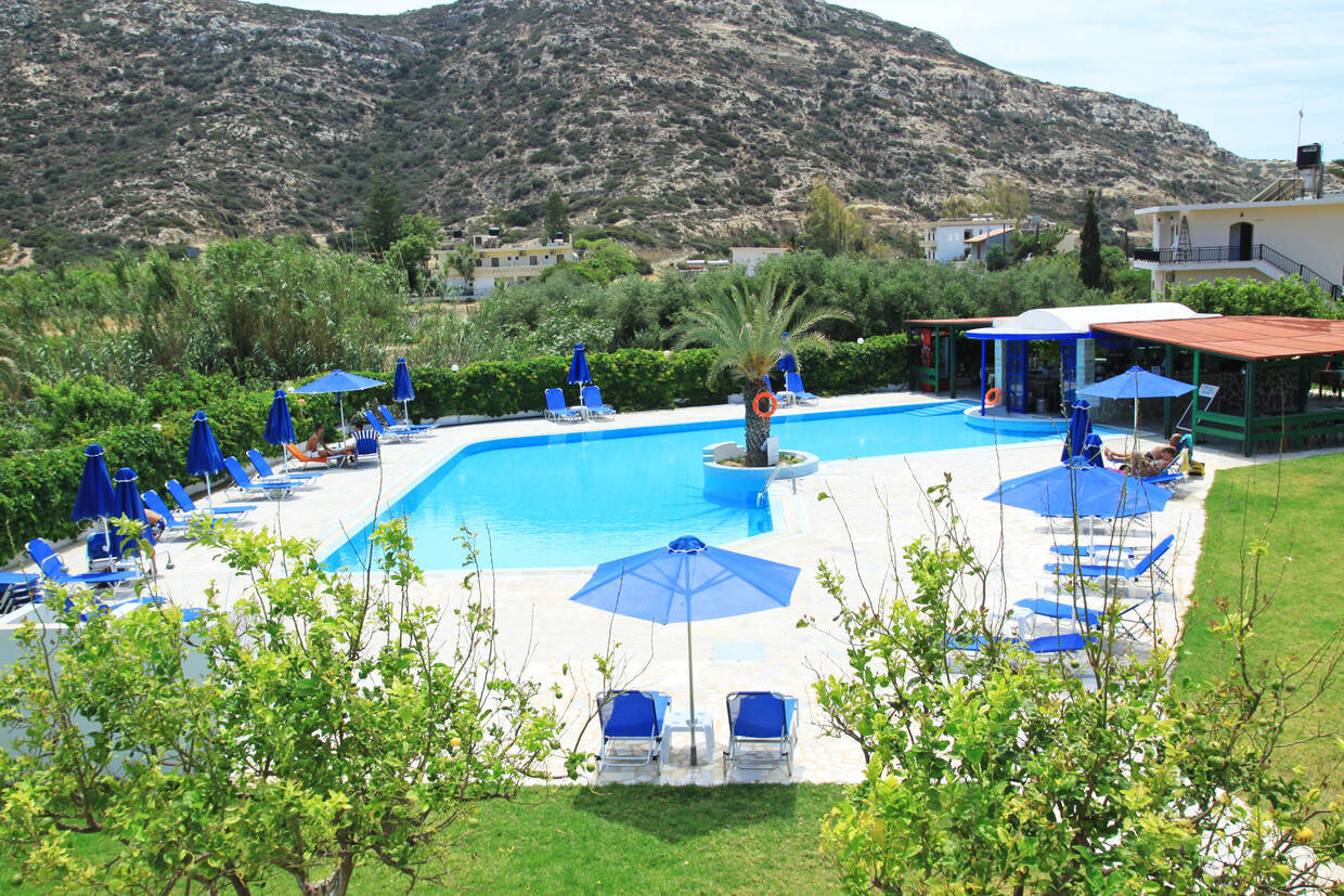 Piscine - Princess Europa 3* Heraklion Crète