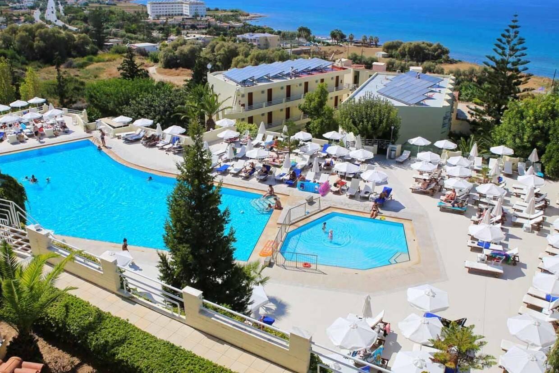 Piscine - Hôtel Rethymno Mare Royal 5* Heraklion Crète