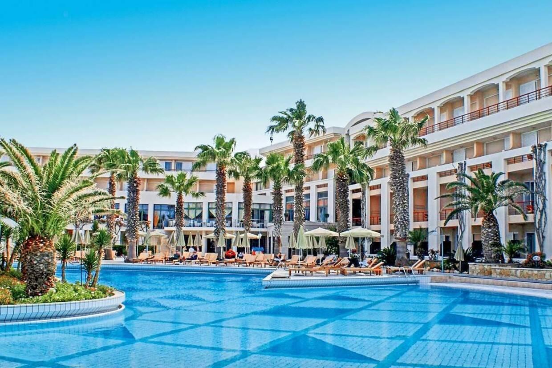 Piscine - Hôtel Rethymno Palace 5* Heraklion Crète