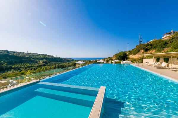 Piscine - Rimondi Grand Resort And Spa 5* Heraklion Crète