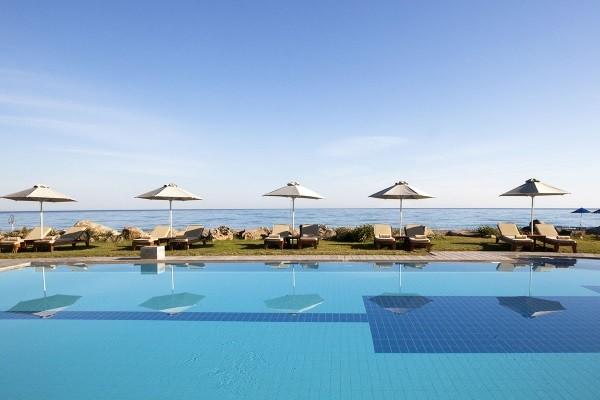 Piscine - Hôtel Rithymna Beach 4*