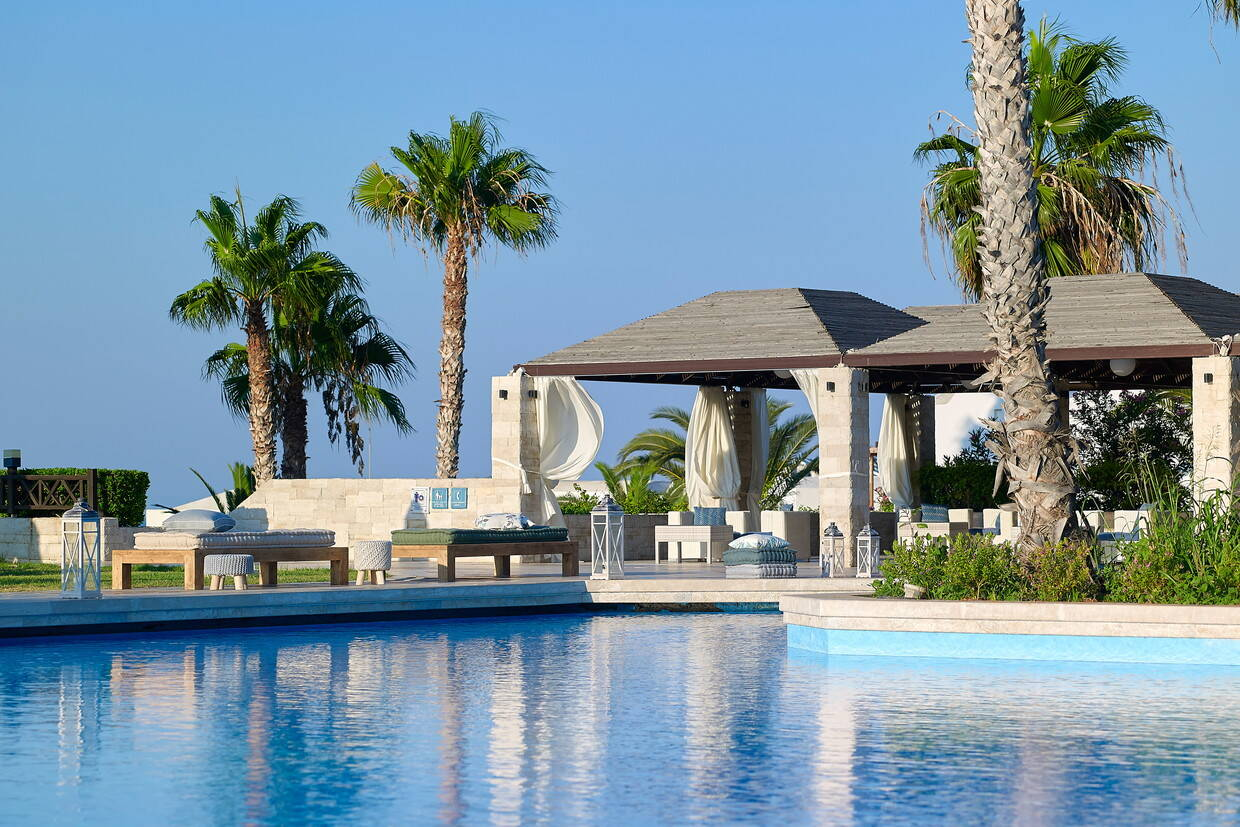 Piscine - Hôtel Royal Mare 5* Heraklion Crète