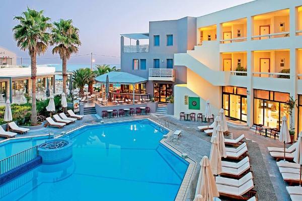 Piscine - Hôtel Sentido Pearl Beach 4* Heraklion Crète