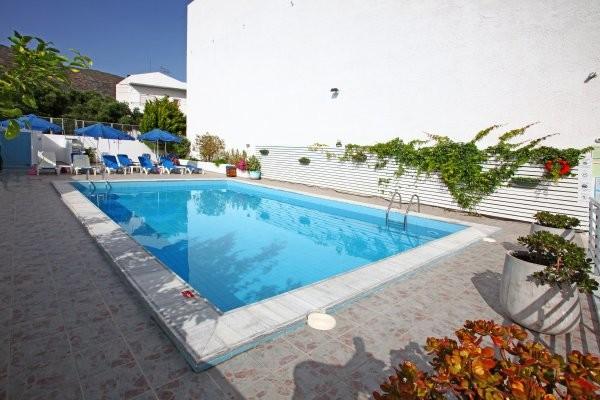 Piscine - Hôtel Sergios Hotel 3* Heraklion Crète