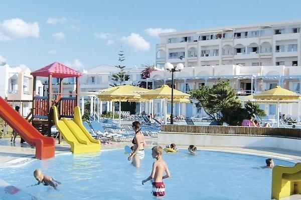 Piscine - Hôtel Serita Beach 4* Heraklion Crète