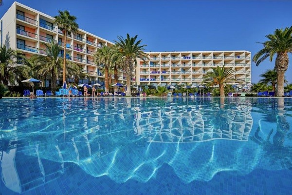 Piscine - Hôtel Sirens Beach Village 4* Heraklion Crète