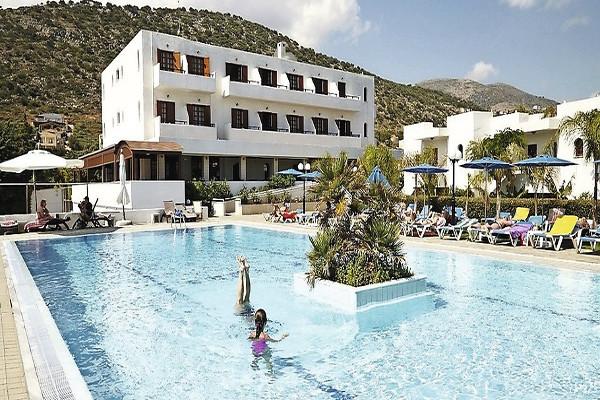 Piscine - Hôtel Smartline Kyknos Beach 4* Heraklion Crète