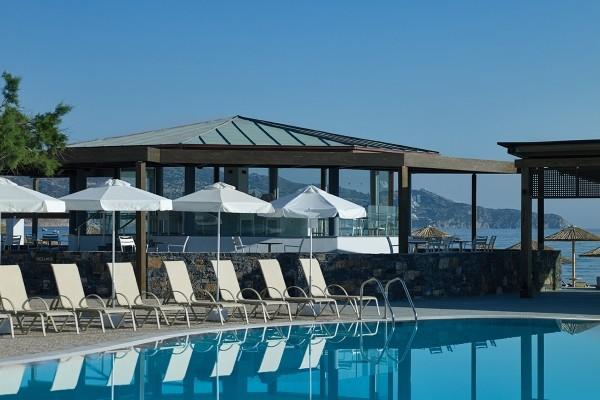 Piscine - Hôtel Splashworld Atlantica Akti Zeus 4* Heraklion Crète