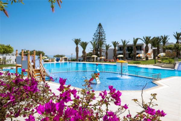 Piscine - Hôtel Suneoclub Chrissi Amoudia 4* Heraklion Crète