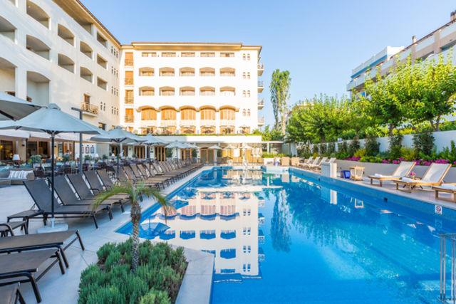 Crète : Hôtel Theartemis Palace