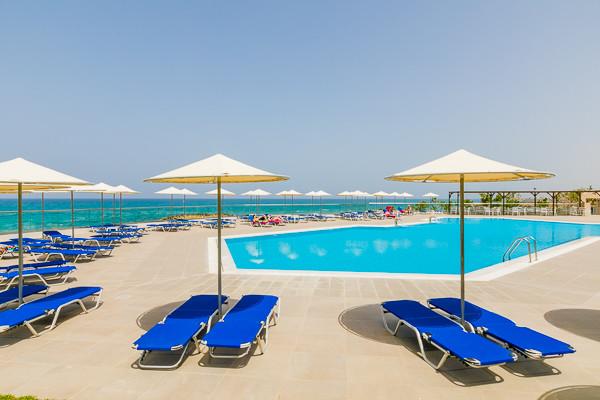 Piscine - Hôtel Themis Beach 4* Heraklion Crète