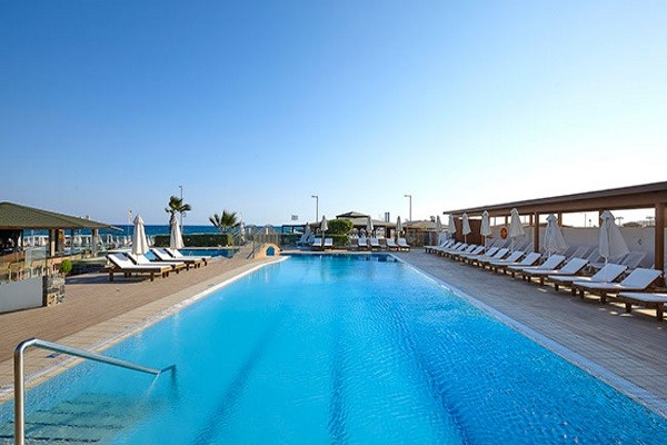 Piscine - Hôtel Top Clubs Astir Beach 4* Heraklion Crète