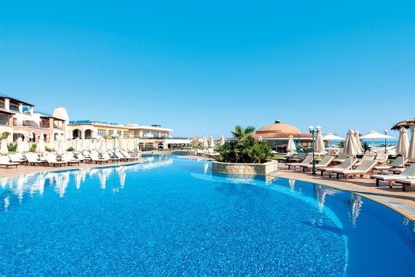 Piscine - Hôtel Tui Sensatori Resort Atlantica Caldera Palace 5* Heraklion Crète