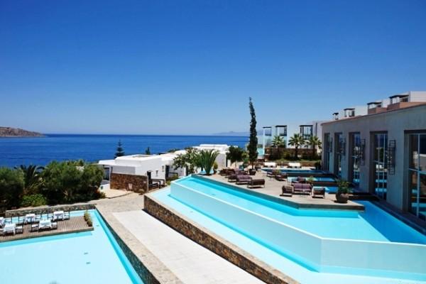 Piscine - Hôtel Tui Sensimar Elounda Village Resort & Spa 5* Heraklion Crète
