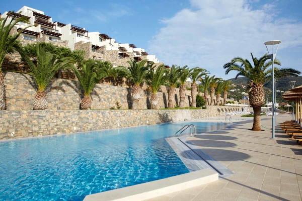 Piscine - Hôtel Wyndham Gand Crète Mirabello Bay 5* Heraklion Crète