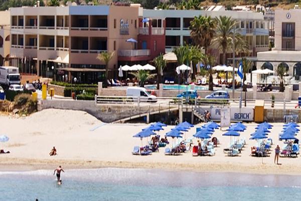 Plage - Hôtel Aegean Pearl 5* Heraklion Crète