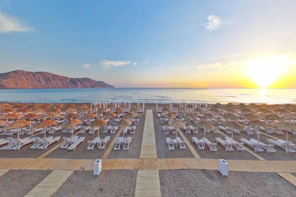 Plage - Hôtel Anemos Luxury Grand Resort 5* Heraklion Crète