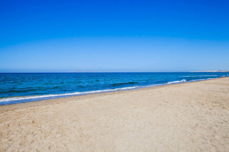 Plage - Hôtel Apollonia Beach Resort And Spa 5* Amoudara Crète