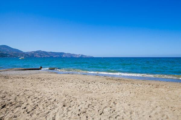 Plage - Hôtel Apollonia Beach Resort And Spa 5* Heraklion Crète