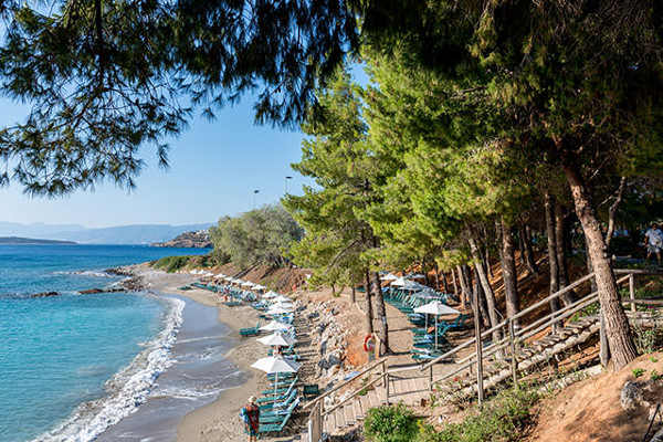 Plage - Hôtel Candia Park Village 4* Heraklion Crète