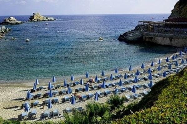 Plage - Hôtel CHC Athina Palace Resort & Spa 5* Heraklion Crète
