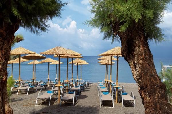 Plage - Club Coralia Capsis Crète 5* Heraklion Crète