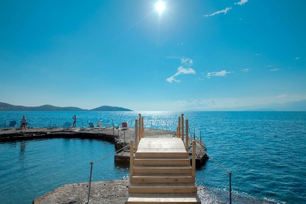 Plage - Elounda Breeze Resort 4* Heraklion Crète