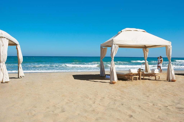Plage - Hôtel Grecotel Amirandes Boutique Resort 5* Heraklion Crète