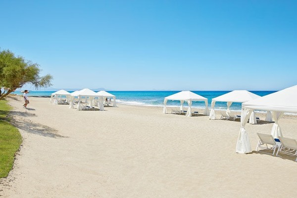 Plage - Hôtel Grecotel Caramel Boutique Resort 5* Heraklion Crète