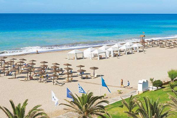 Plage - Hôtel Grecotel Creta Palace Luxury Beach Resort 5* Heraklion Crète