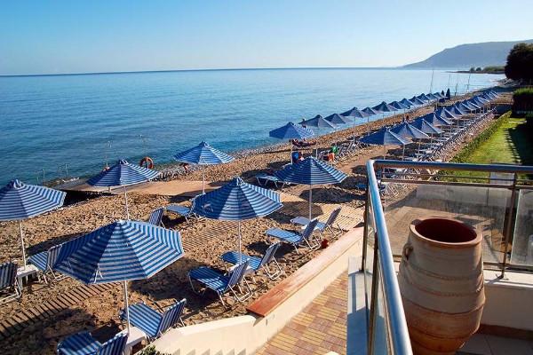 Plage - Hôtel Hydramis Palace 4* Heraklion Crète