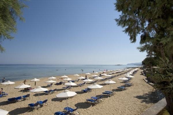 Plage - Hôtel Kernos Beach 4* Heraklion Crète