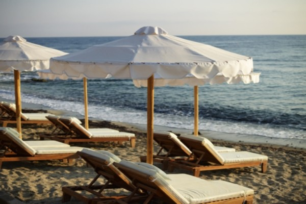 Plage - Mitsis Laguna Resort And Spa (also Laguna Exclusive Resort & Spa) 5* Heraklion Crète
