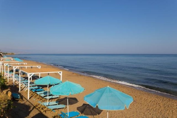 Plage - Oclub Experience Rethymno Mare & Water Park