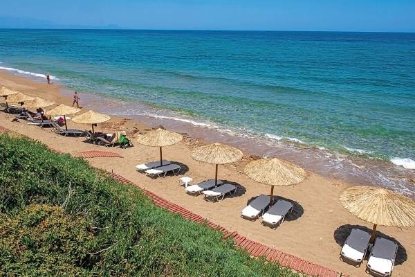 Plage - Hôtel Scaleta Beach - Adultes uniquement 3* Heraklion Crète