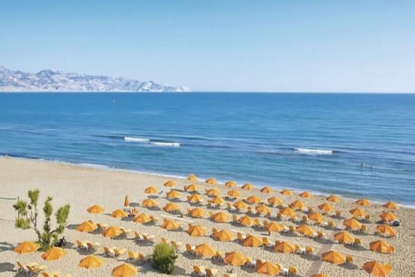 Plage - Hôtel Smartline Neptuno Beach 4* Heraklion Crète