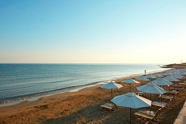 Plage - Hôtel The Island 4* Heraklion Crète