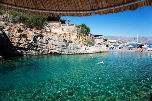 Plage - Hôtel Tui Sensimar Elounda Village Resort & Spa 5* Heraklion Crète