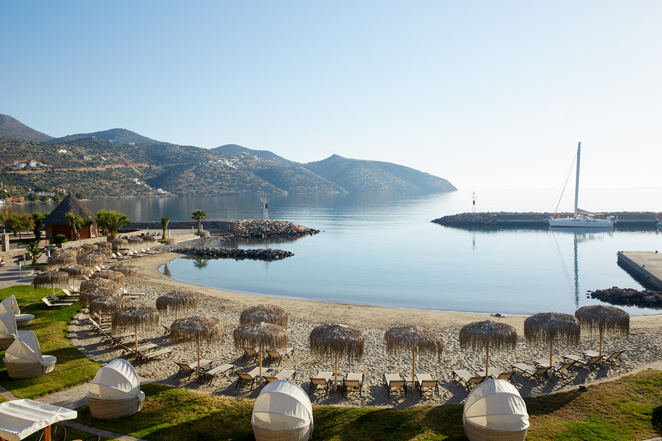 Hôtel Wyndham Grand Crete Mirabello Bay Agios Nikolaos Crète