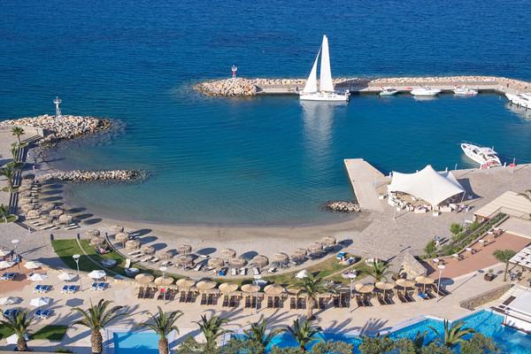 Plage - Hôtel Wyndham Grand Crete Mirabello Bay 5* Heraklion Crète
