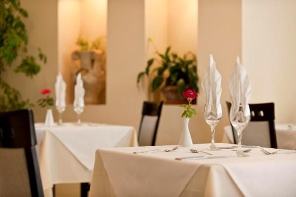 Restaurant - Hôtel Aegean Pearl 5* Heraklion Crète