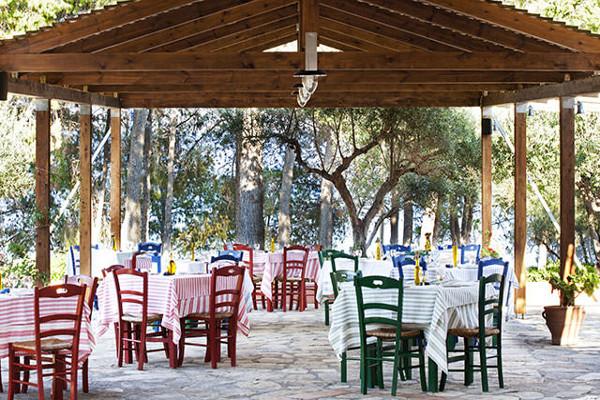 Restaurant - Hôtel Candia Park Village 4* Heraklion Crète