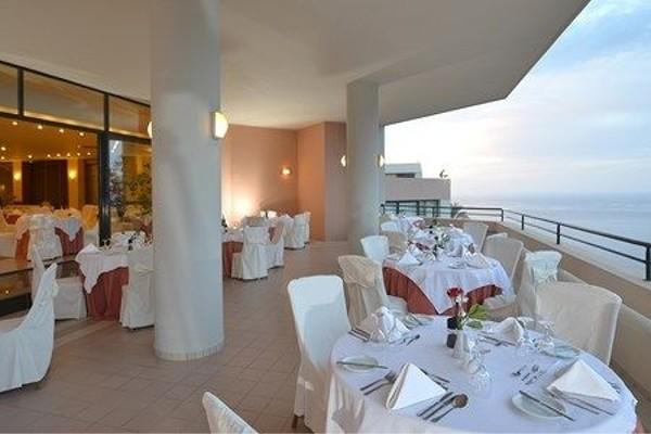Restaurant - Hôtel CHC Athina Palace Resort & Spa 5* Heraklion Crète