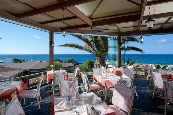 Restaurant - Hôtel Cretan Village 4* Heraklion Crète