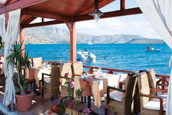 Restaurant - Hôtel Elounda Akti Olous 4* Heraklion Crète