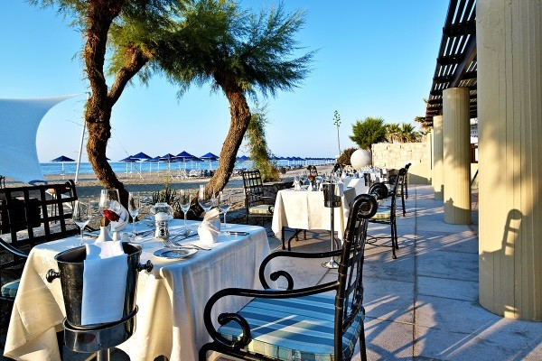 Restaurant - Hôtel Rithymna Beach 4* Heraklion Crète