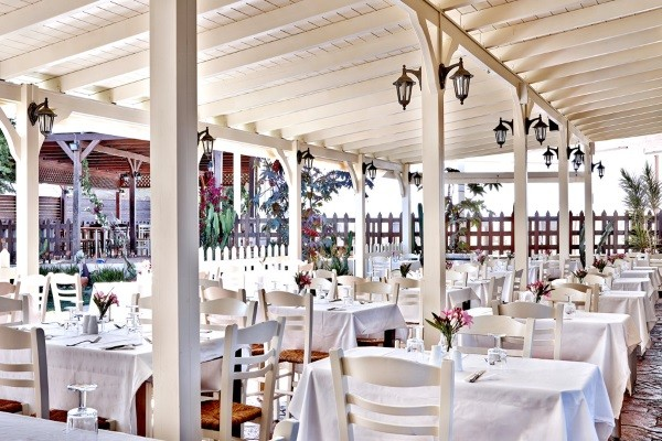Restaurant - Hôtel Saint Constantin 5* Heraklion Crète