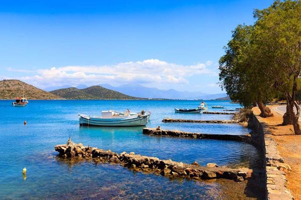 Nature - Hôtel Elounda Akti Olous 4* Heraklion Crète
