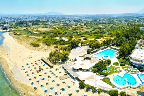 Vue panoramique - Apollonia Beach Resort And Spa 5* Heraklion Crète